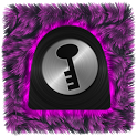 GO Locker- Pink Fur Theme icon