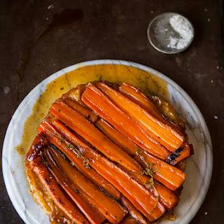 Carrot Tart Tartin Recipe