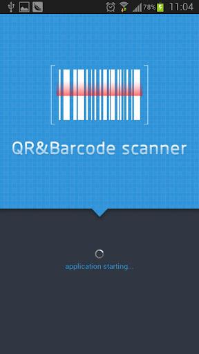 二維碼條碼掃描