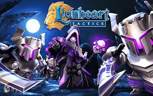 Lionheart Tactics apk screenshot