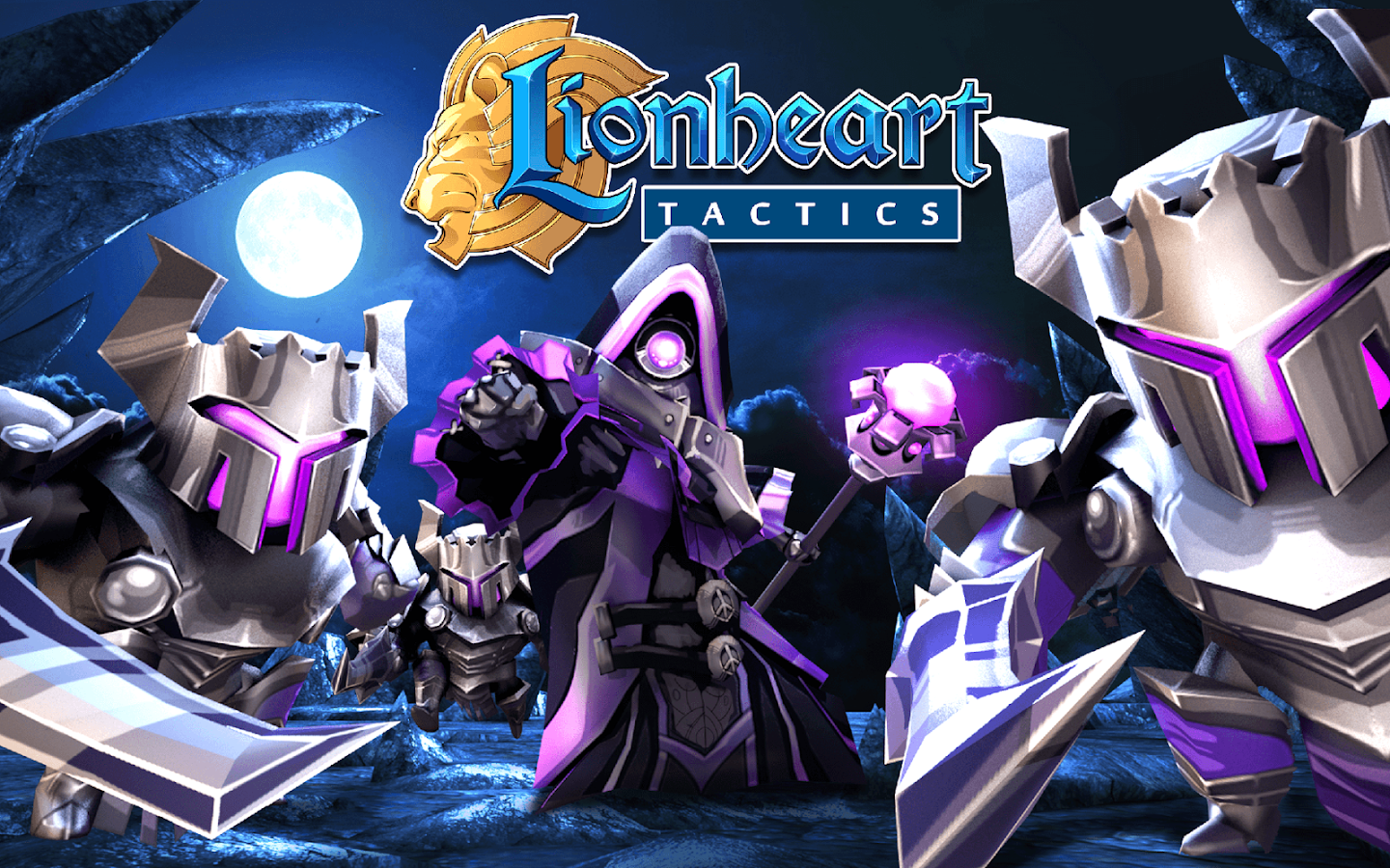 Lionheart Tactics - screenshot