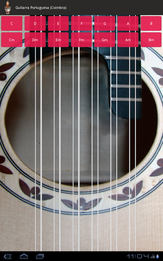 Portuguese Guitar - Coimbra- screenshot