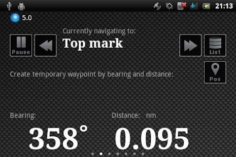 iRegatta Pro - screenshot thumbnail