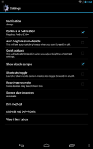 ScreenDim Full v1.63