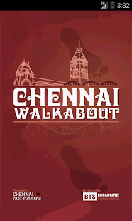 Chennai WalkAbout- screenshot thumbnail