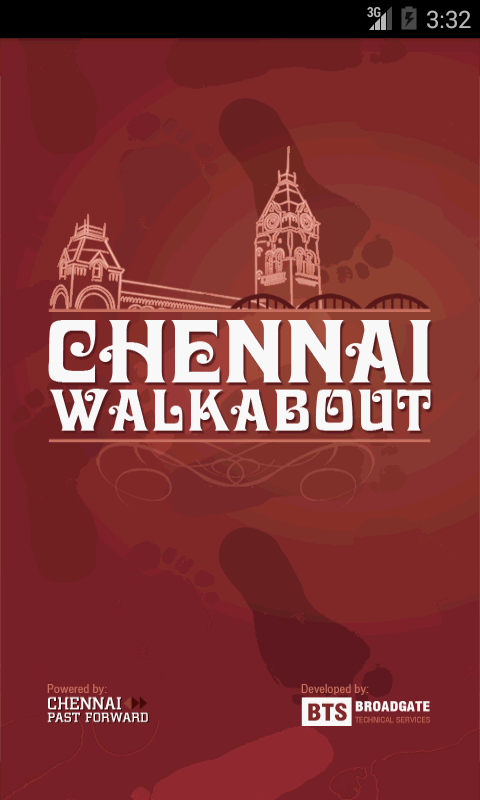 Chennai WalkAbout- screenshot