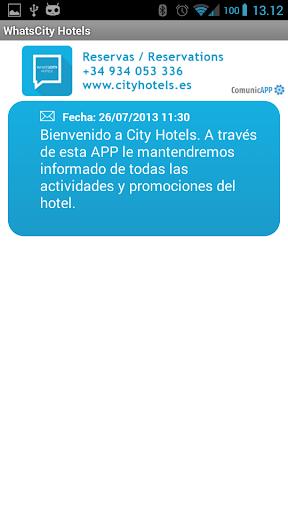 【免費旅遊App】Whats City Hotels-APP點子
