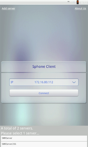 Sphone Client3.0