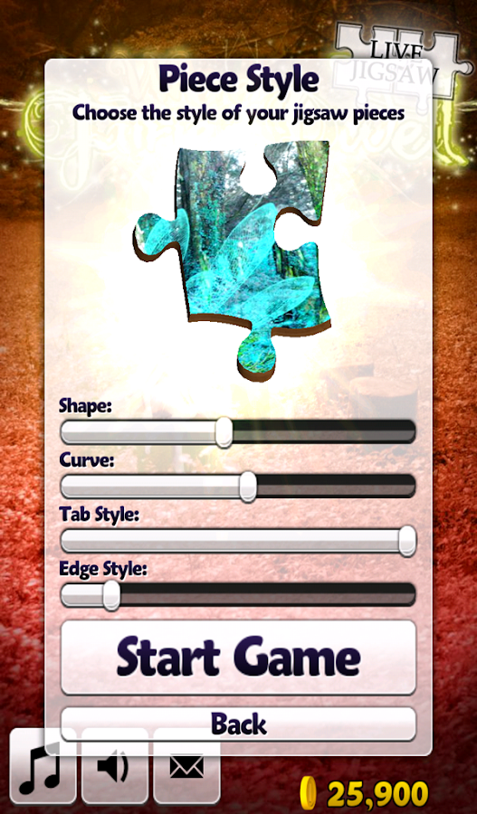 Live Jigsaws - Fairies Dwell- screenshot