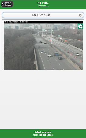 Ohio Traffic Cameras 2.1.8 screenshot 1088344