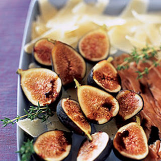 Figs and Prosciutto