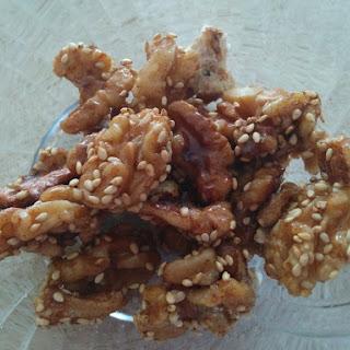 Honey Walnuts (clean Eats).