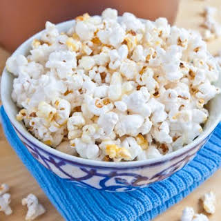 How to Make Homemade Kettle Corn Popcorn.