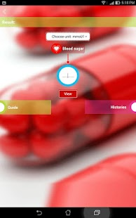 Glucose meter- screenshot thumbnail