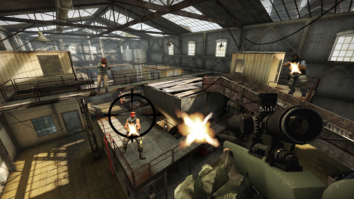 Call of Sniper: Duty War