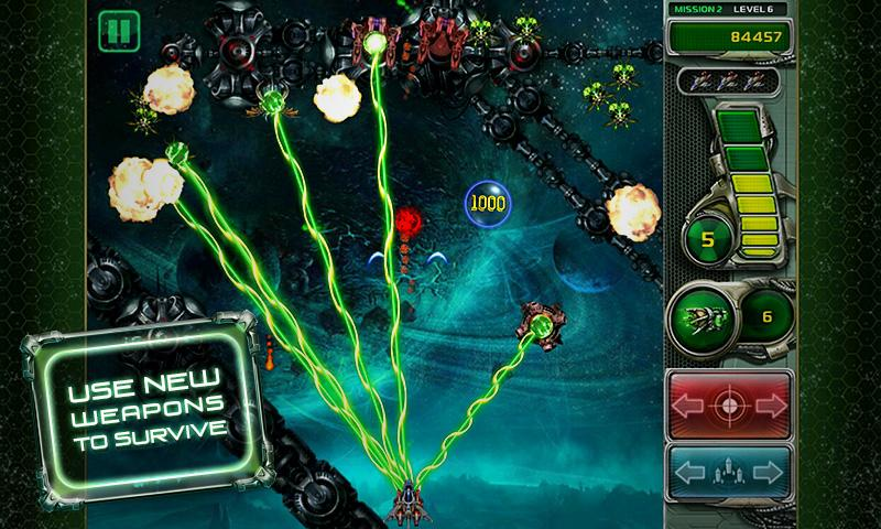 Star Defender 4 (Free)- screenshot