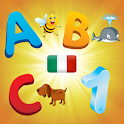 Italian Alphabet for Toddlers! icon