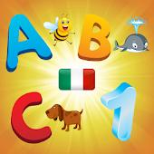 Italian Alphabet for Toddlers!