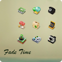 Fade Time Go Launcher EX Theme icon
