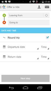 BlaBlaCar, Trusted Ridesharing - screenshot thumbnail