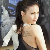 Megan Fox Live Wallpaper