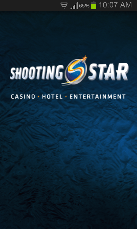 shooting star casino games