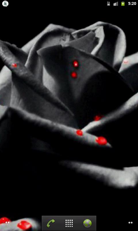 Rosas Negras - Aplicaciones Android en Google Play