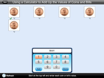 American Currency Calculator- screenshot thumbnail