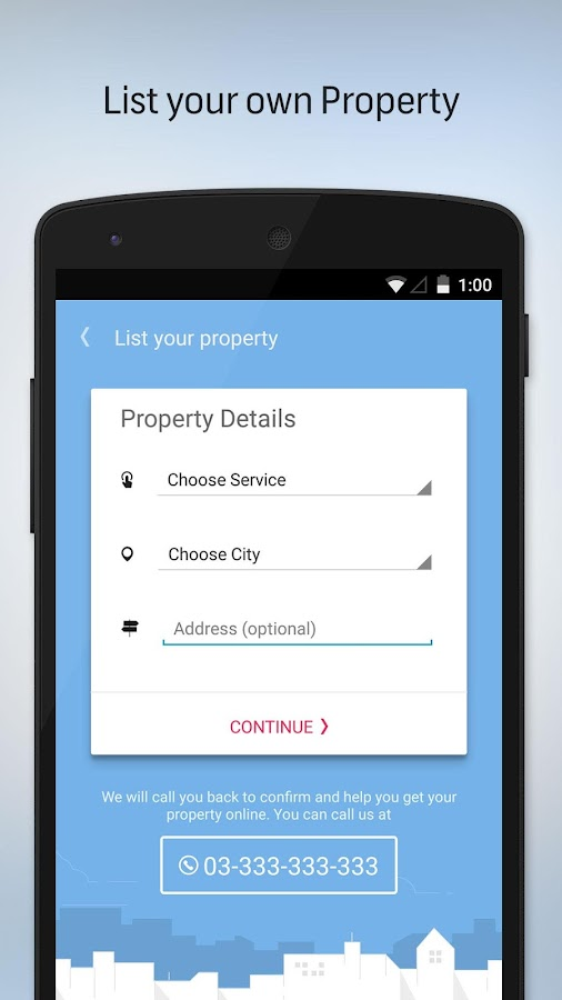 Property Search by Housing.com - screenshot