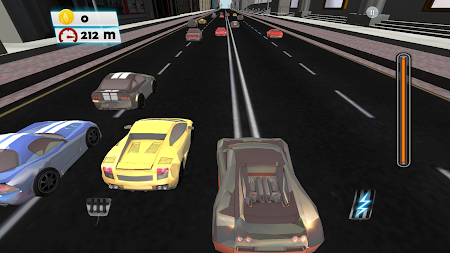 Traffic City Racer 3D 2.1 screenshot 1447462