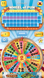 Wheel of Fun-Wheel Of Fortune- screenshot thumbnail
