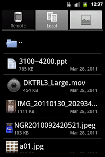 NETGEAR ReadyNAS Remote - screenshot thumbnail