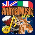 Animal Music English & Italian icon