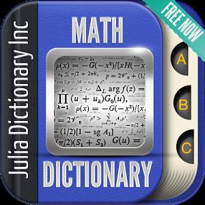 Mathematics Dictionary 4.9.2