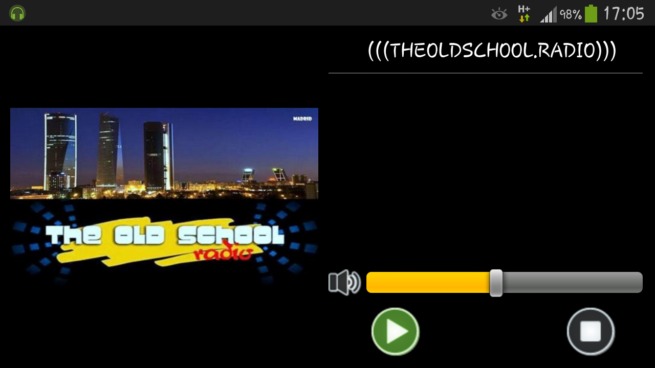 (((THEOLDSCHOOL.RADIO))) - screenshot