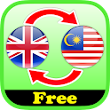 Learn English Malay Words icon