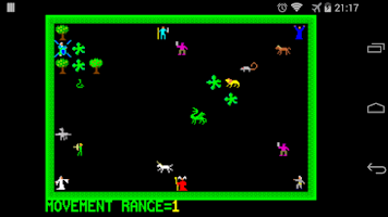 Screenshot of Chaos - The Battle of Wizards