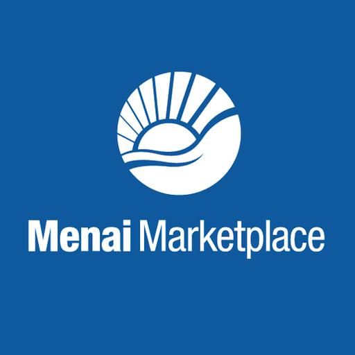 Menai Marketplace ShopperGuide LOGO-APP點子