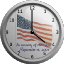 Sept. 11th Analog Clock