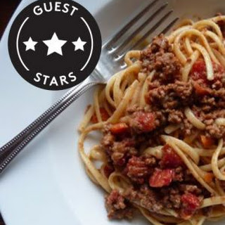 Meat Sauce, Bolognese Style