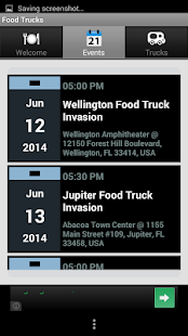 Food Trucks - South Florida screenshot