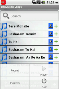 Bollywood Songs - screenshot thumbnail