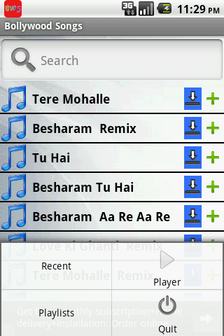 Bollywood Songs - screenshot