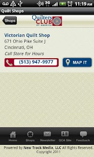 Quilt Shops - screenshot thumbnail