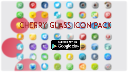 玩個人化App|Cherry G PRO - Icon Pack免費|APP試玩
