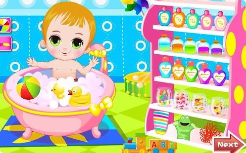 Happy-Baby-Bathing-Games 5