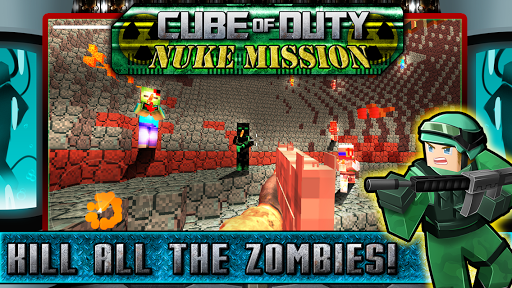 Cube of Duty: Nuke Mission