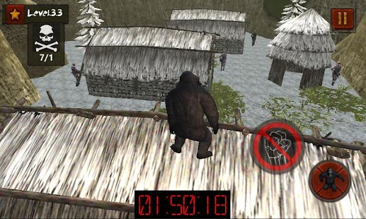 Assassin Ape:Open World Game - náhled