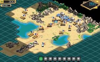 Screenshot of Desert Stormfront - RTS