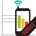 Fast Data Information Donate icon